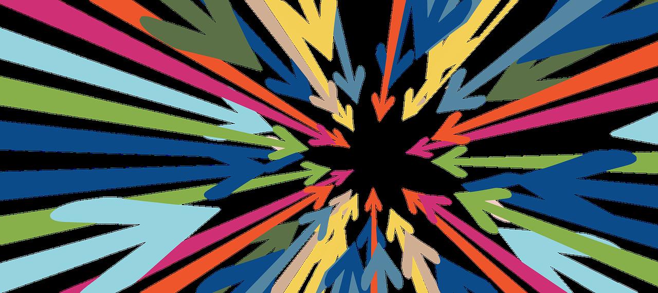Dynamische Pfeile