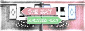 zwei Wege zur Auswahl